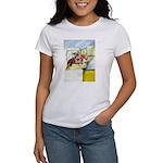 Equestrian - horse art Women's T-Shirt