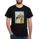 Equestrian - horse art Dark T-Shirt