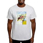 Equestrian - horse art Light T-Shirt
