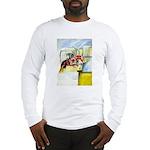Equestrian - horse art Long Sleeve T-Shirt