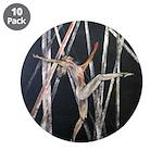 "gymnastic dance art 3.5"" Button (10 pack)"