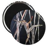 """gymnastic dance art 2.25"""" Magnet (100 pack)"""