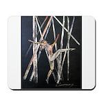 gymnastic dance art Mousepad
