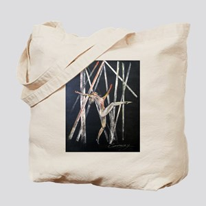gymnastic dance art Tote Bag