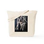 gymnastic dance art Tote Bag