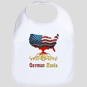 American German Roots Bib