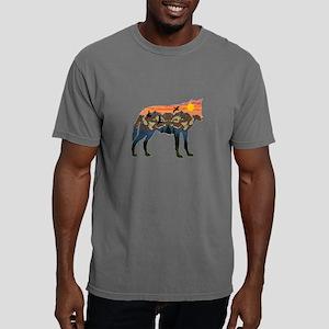 MOUNTAIN SUN SETTER Mens Comfort Colors Shirt