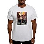running athletics fine art Light T-Shirt