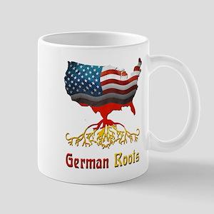 American German Roots Mug