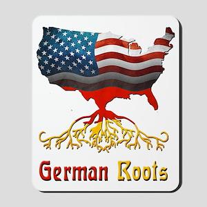American German Roots Mousepad
