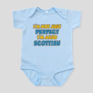 Not Just Perfect Scottish Infant Bodysuit