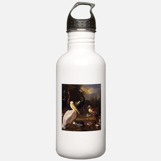 Hondecoeter The Floating Feather Water Bottle
