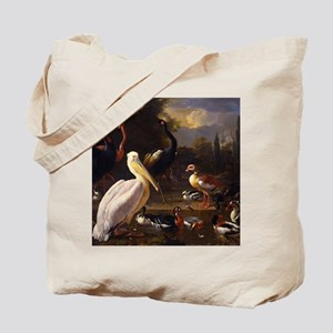 Hondecoeter The Floating Feather Tote Bag