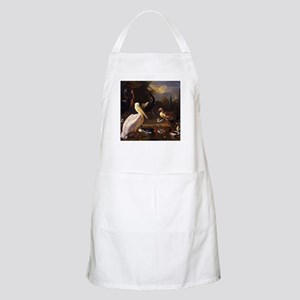 Hondecoeter The Floating Feather Apron