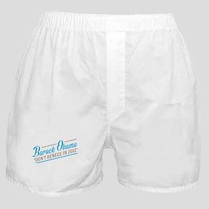 Dont Renege Boxer Shorts