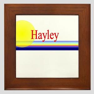 Hayley Framed Tile