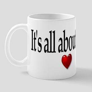 It's All About Jesse! Mug