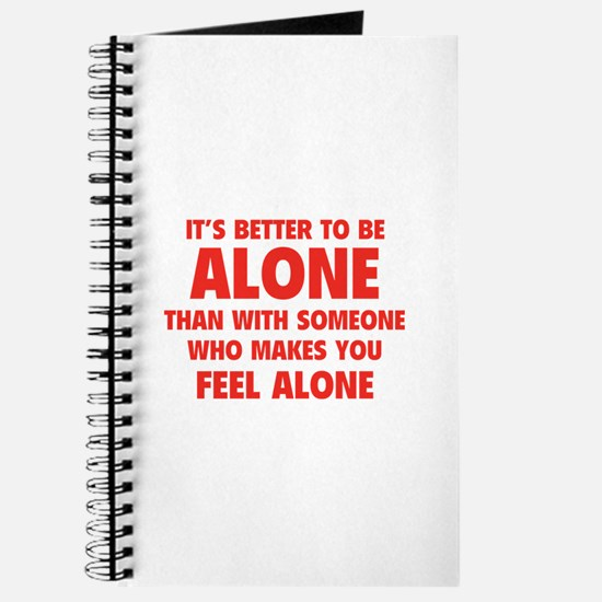 Alone Journal
