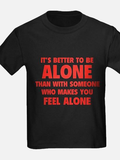 Alone T