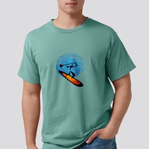 SUP TO MOTION Mens Comfort Colors Shirt