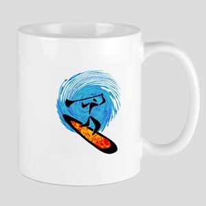 SUP TO MOTION Mugs