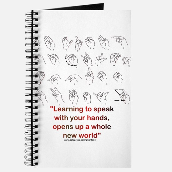Sign Language Journal