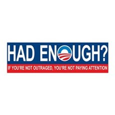 Anti Obama 36x11 Wall Peel