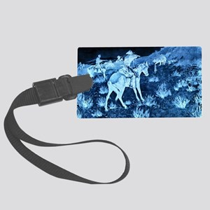 Best Seller Wild West Large Luggage Tag