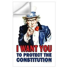 to Protect the Constitution Wall Decal