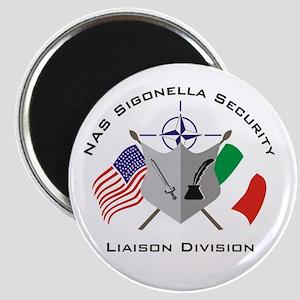 Security Liaison Division Magnet