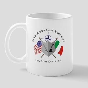 Security Liaison Division Mug