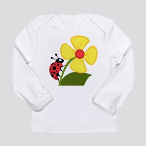 Ladybug Long Sleeve Infant T-Shirt