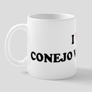 I Love CONEJO VALLEY Mug