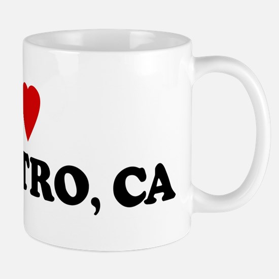 I Love EL CENTRO Mug