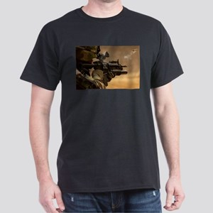 Colt M4 carbine Dark T-Shirt