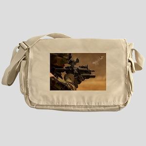 Colt M4 carbine Messenger Bag