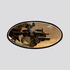 Colt M4 carbine Patches