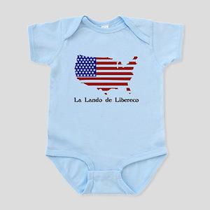 Lando de Libereco Infant Bodysuit