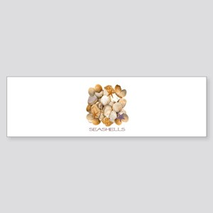 Seashells 2 Sticker (Bumper)