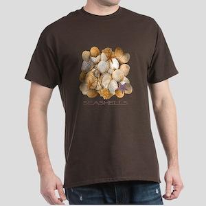Seashells 2 Dark T-Shirt