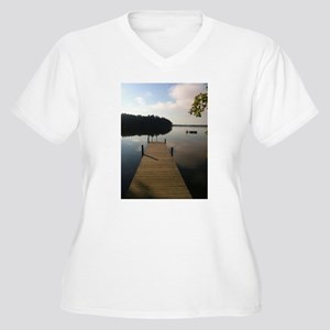 Meet Me on the Dock Plus Size T-Shirt