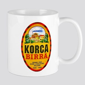 Albania Beer Label 1 Mug