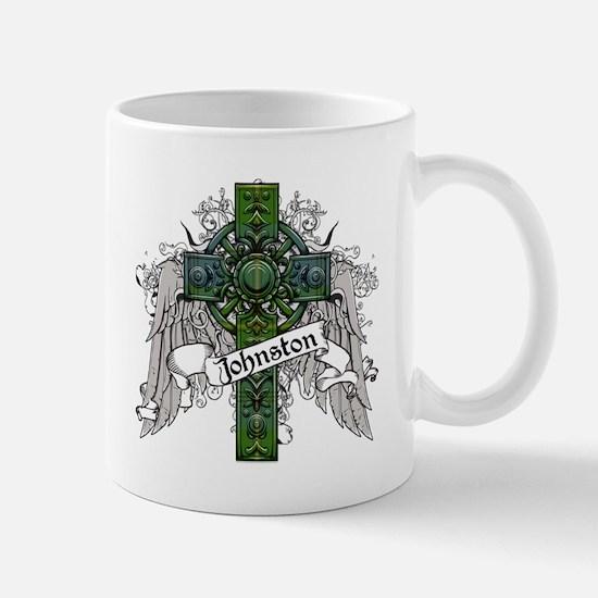 Johnston Tartan Cross Mug