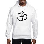 Aum / Om Symbol Hooded Sweatshirt