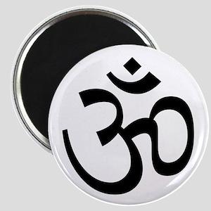 """Aum / Om Symbol 2.25"""" Magnet (100 pack)"""