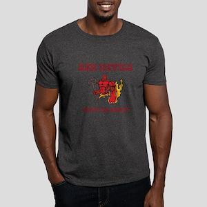 Red Devils Show No Mercy Dark T-Shirt