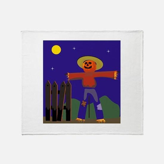 Moon Throw Blanket