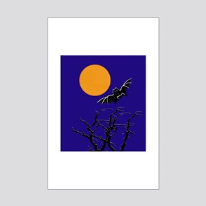 Moon Mini Poster Print