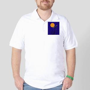 Moon Golf Shirt