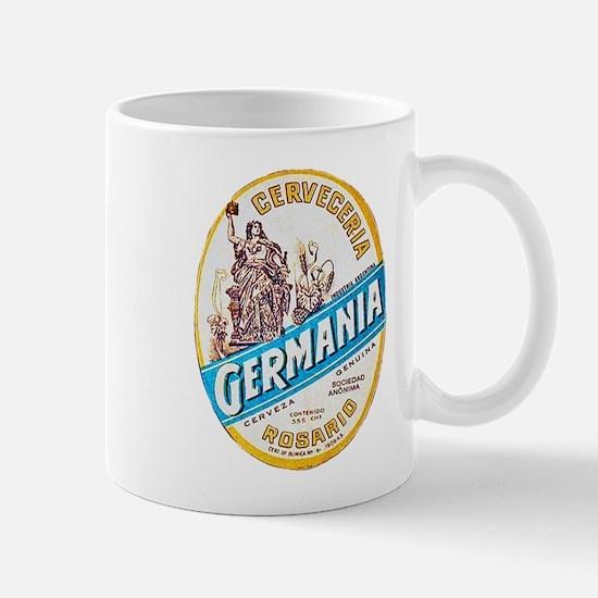 Argentina Beer Label 3 Mug